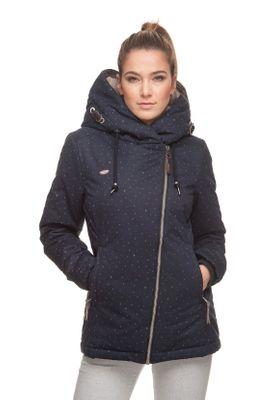Ragwear Jacke Damen GORDON B 1821-60016 Dunkelblau Navy 2028