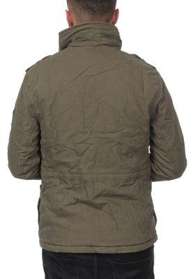 Rookie Military Superdry Jacke Khaki Herren Classic Jacket WEDY29IH