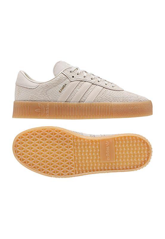 Adidas Originals Sneaker SAMBAROSE W B28163 Beige – Bild 0