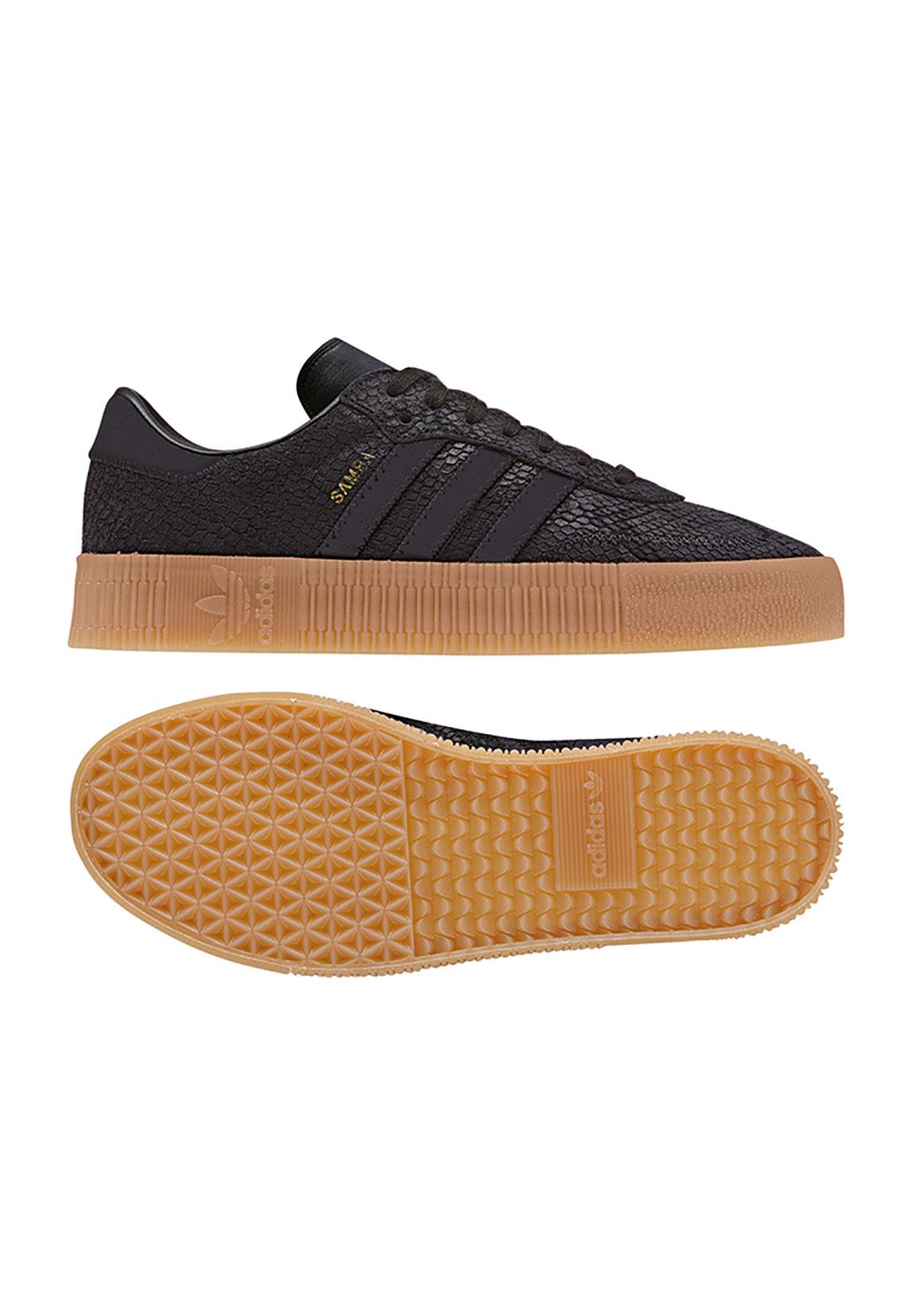 Adidas Originals Sneaker SAMBAROSE W B28157 Schwarz