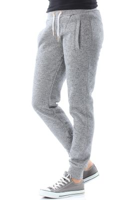 Superdry Jogger Damen ORANGE LABEL ELITE JOGGERS Wolf Grey Marl – Bild 1