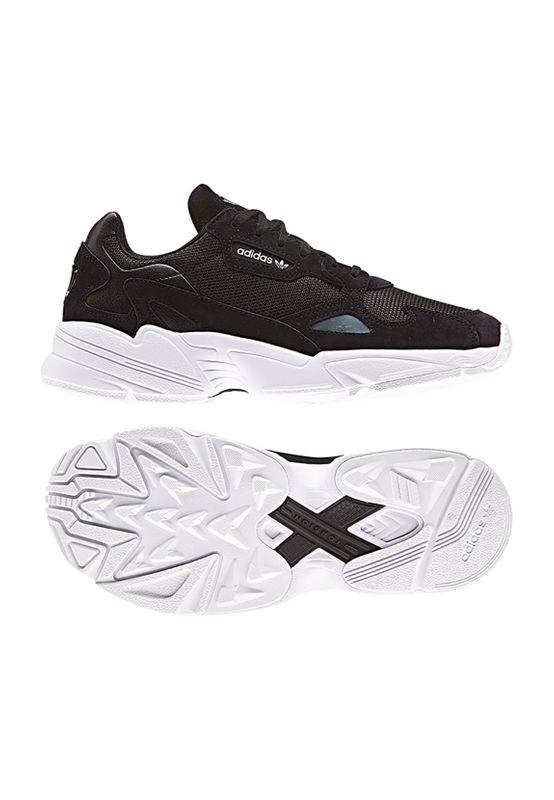Adidas Originals Sneaker FALCON W B28129 Schwarz – Bild 1