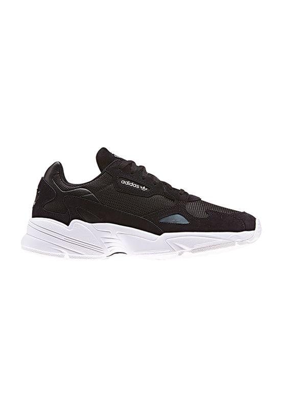 Adidas Originals Sneaker FALCON W B28129 Schwarz – Bild 2
