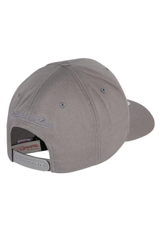 Mitchell & Ness Snapback Cap INTL263 MN OWN Hellgrau – Bild 1