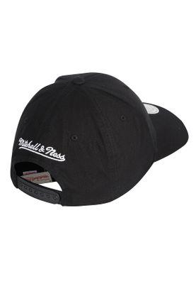 Mitchell & Ness Snapback Cap INTL233 CHICAGO BULLS Schwarz – Bild 1