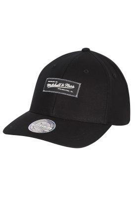 Mitchell & Ness Snapback Cap INTL233 MN OWN Schwarz – Bild 0