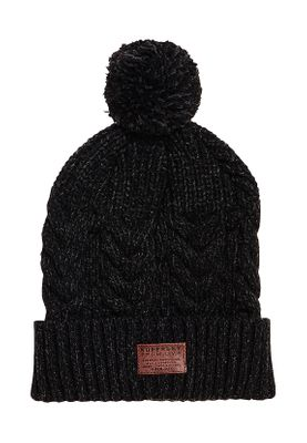 Superdry Beanie JACOB BEANIE Blackfriar Twist