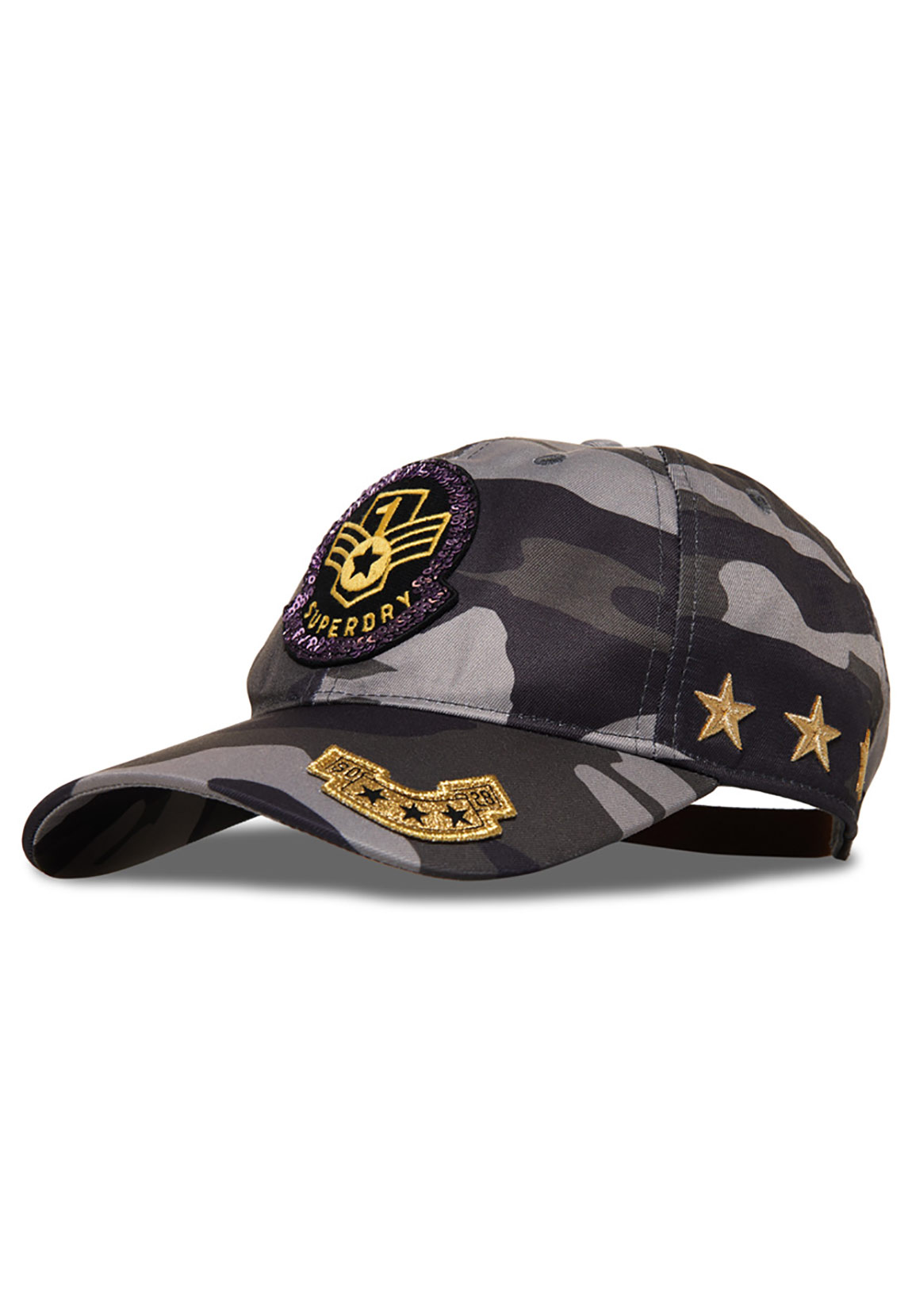 8f87dad319926 Superdry Cap New Army Cap Ambers Camo