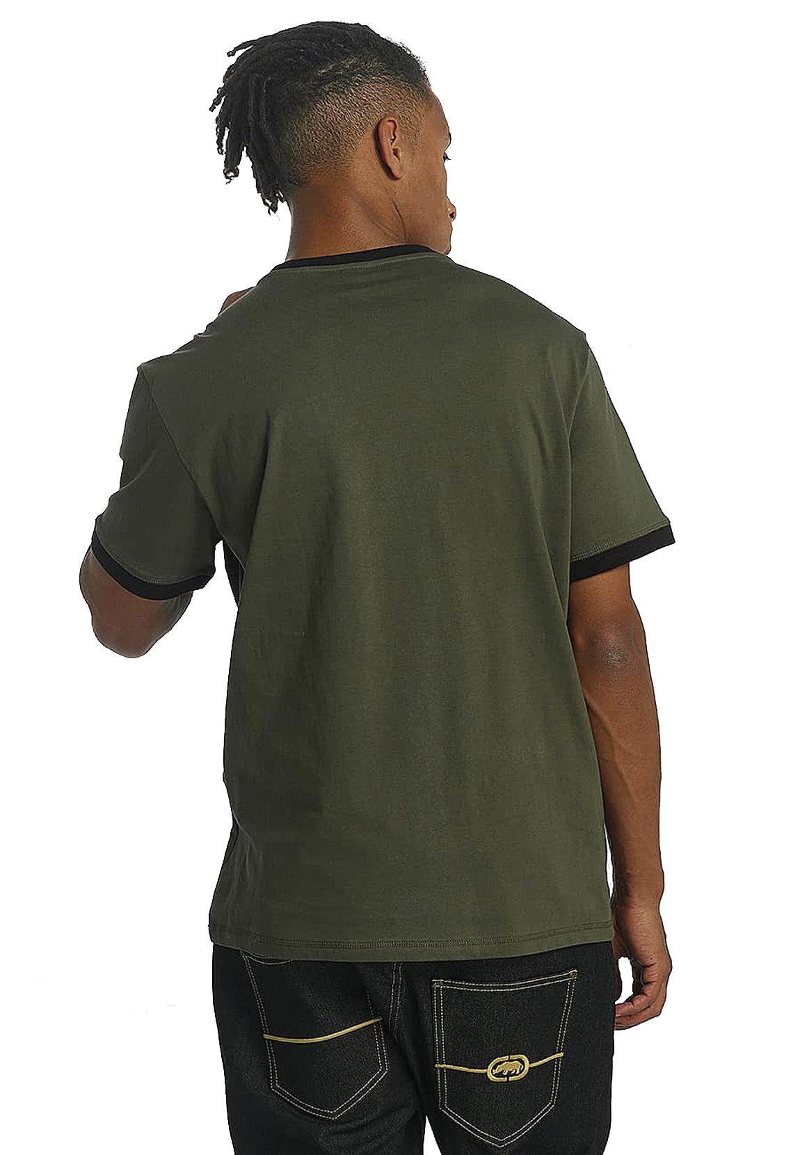 online store c15ed 9d62e Ecko Unltd T-Shirt Herren FIRST AVENUE T-Shirt Khaki Olive