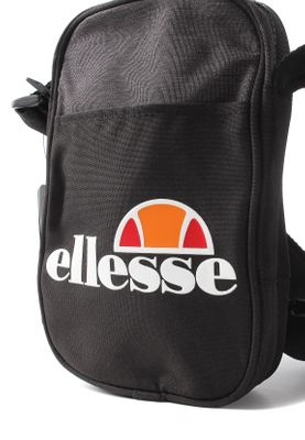 Ellesse Umhängetasche LUKKA CROSS BODY BAG Black Charcoal Marl  – Bild 1