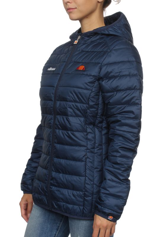 Ellesse Jacke Damen LOMPARD PADDED JACKET Dunkelblau Dress Blue – Bild 1