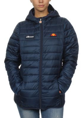 Ellesse Jacke Damen LOMPARD PADDED JACKET Dunkelblau Dress Blue – Bild 0