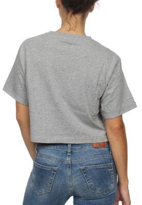 Ellesse T-Shirt Damen ALBERTA T-SHIRT Grau ATH Grey Marl – Bild 1
