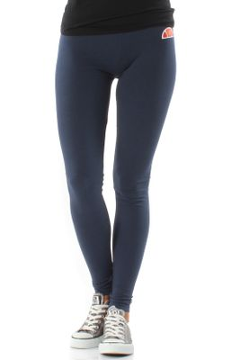 Ellesse Leggings Damen SOLOS 2 LEGGING Dunkelblau Dress Blue – Bild 0
