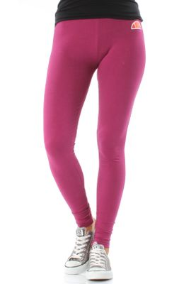 Ellesse Leggings Damen SOLOS 2 LEGGING Lila Purple – Bild 0