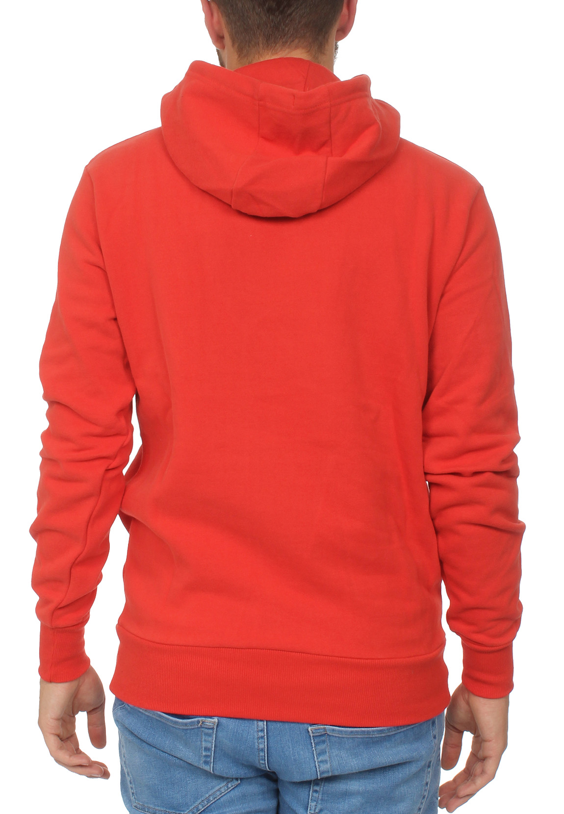 ca6be0274e Details about Ellesse Sweater Men's Toce Oh Hoody Red Scarlet