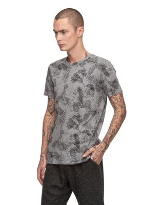Ragwear T-Shirt Herren LUKA 1822-15007 Grau Light Grey 3003