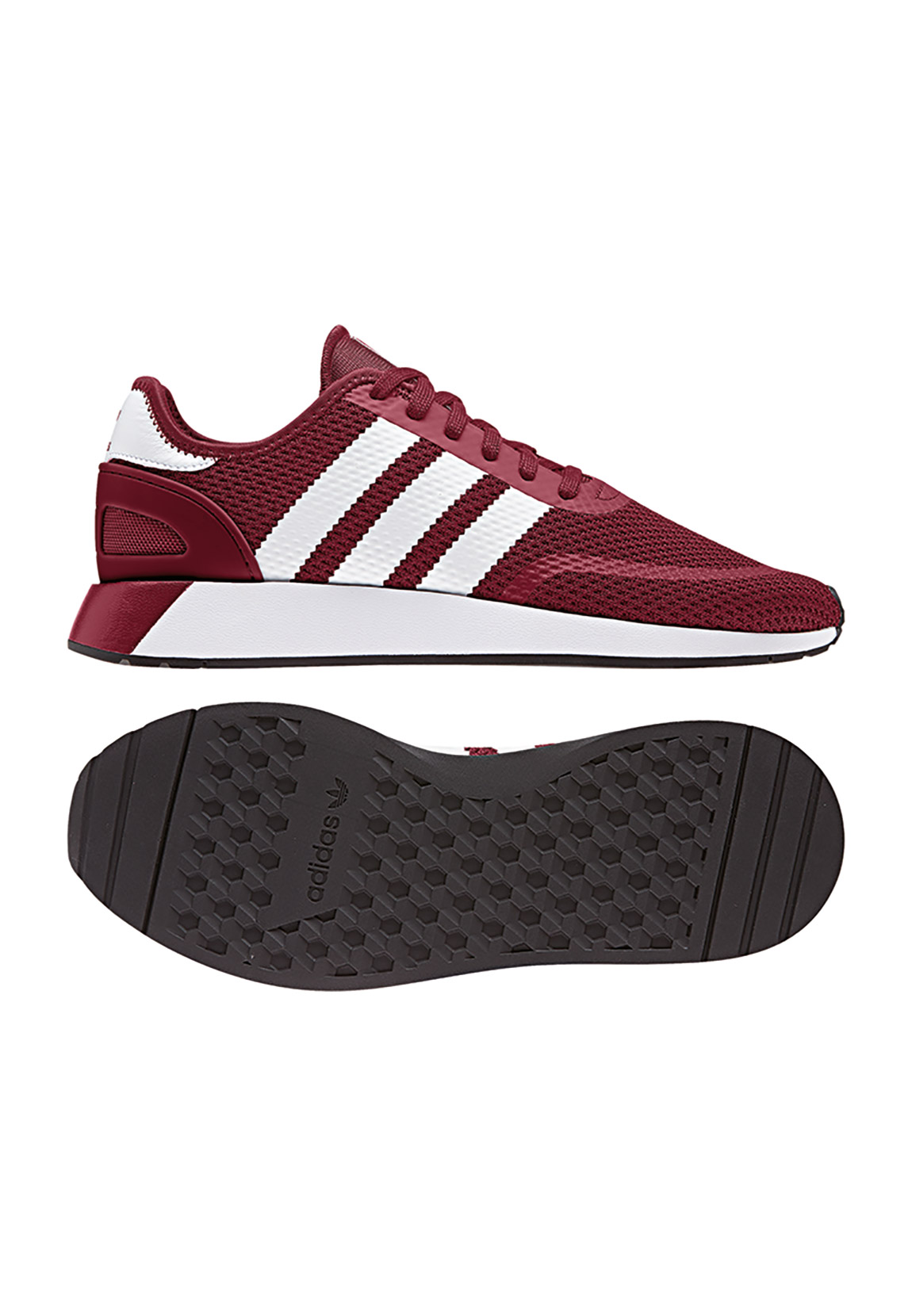 Adidas Originals N 5923 Trainers In Red B37958 for men