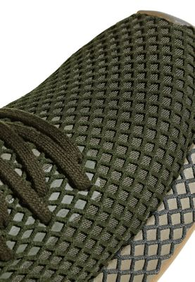 433e88e929f06 Adidas Originals Trainers Deerupt Runner B41771 Khaki