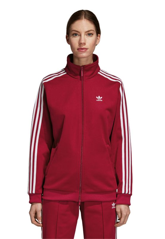 Adidas Originals Sweatjacke Damen CONTEMP BB TT DH3193 Magenta – Bild 1