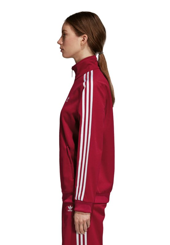 Adidas Originals Sweatjacke Damen CONTEMP BB TT DH3193 Magenta – Bild 2