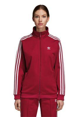 Adidas Originals Sweatjacke Damen CONTEMP BB TT DH3193 Magenta – Bild 1