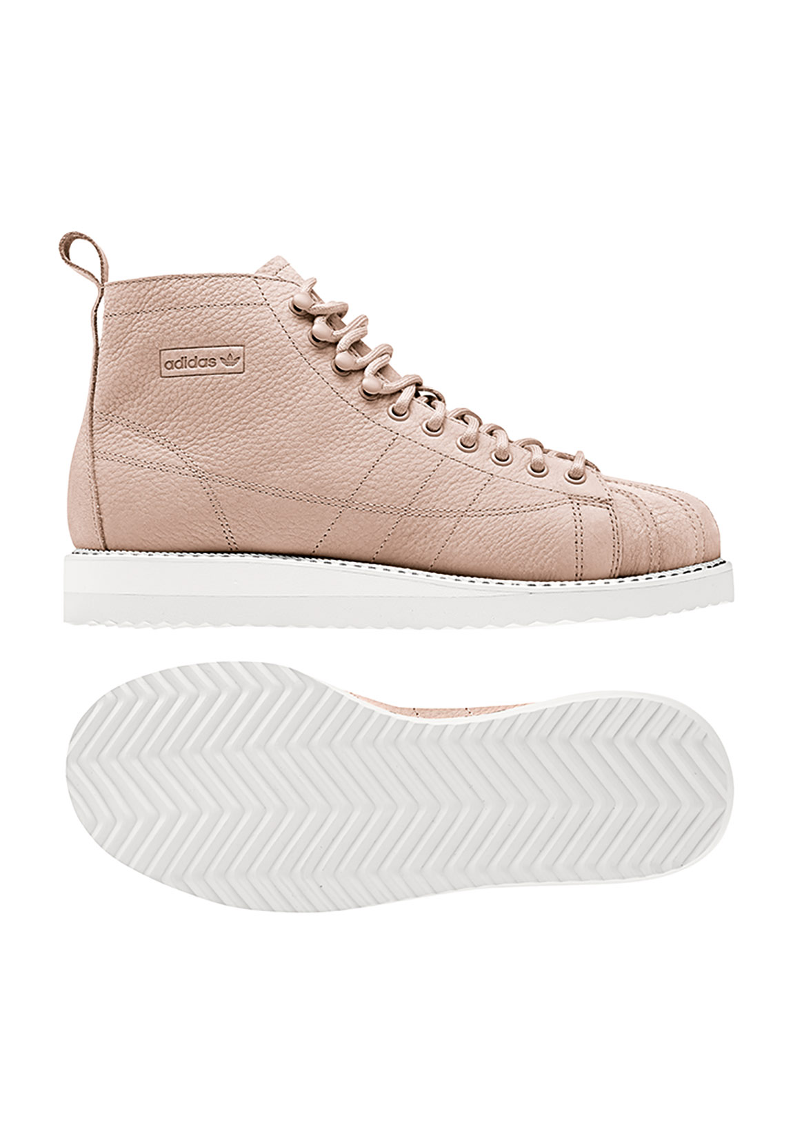 Adidas Originals Boots SUPERSTAR BOOT W B37816 Rosa