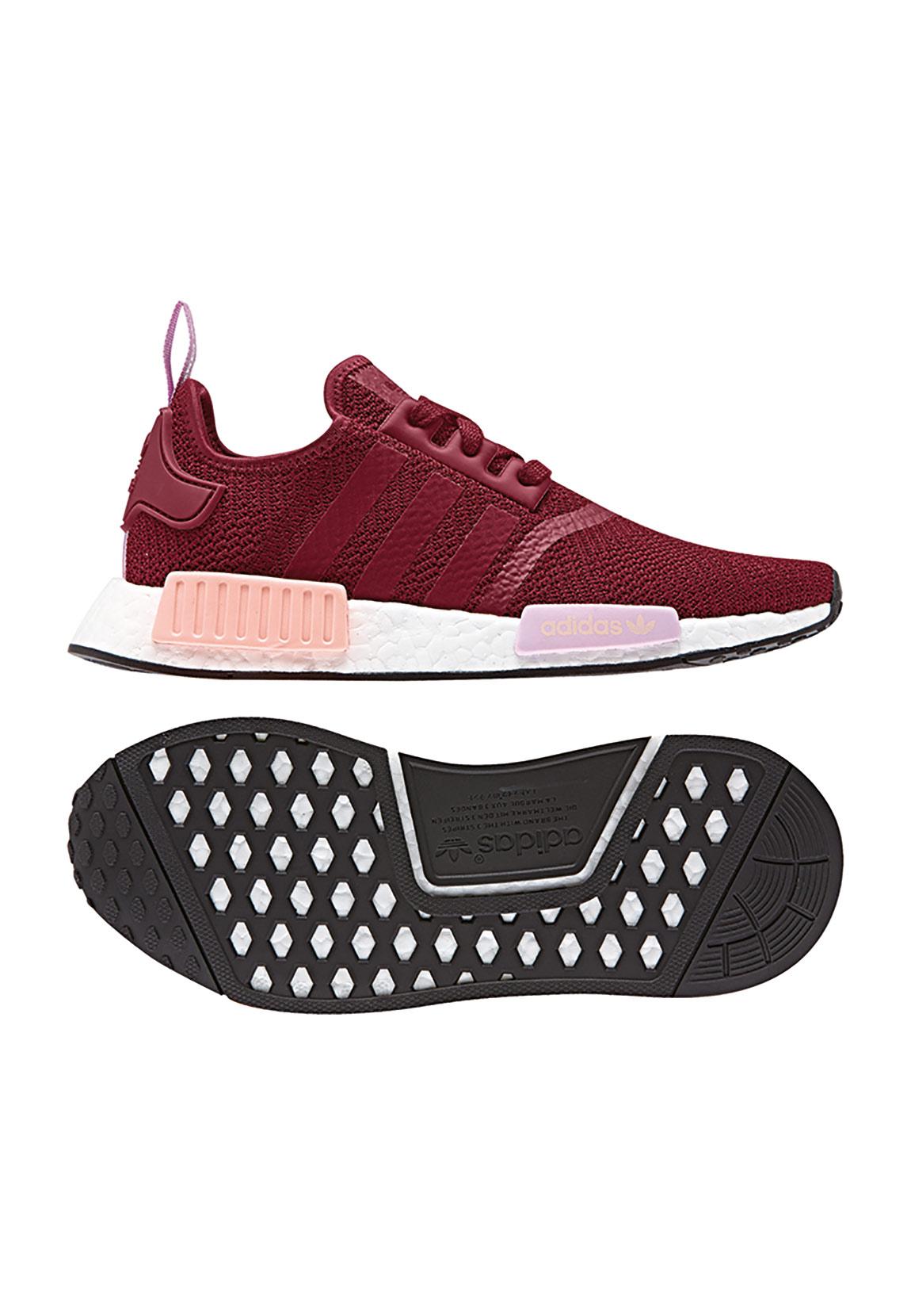 Adidas NMD R1 Originals ***NEU*** rot Sneaker Herren | Gr. 44 23