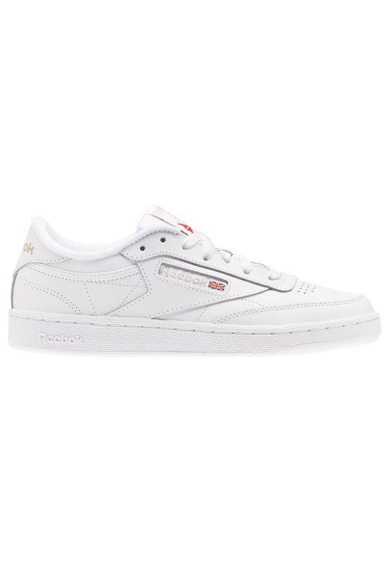 Reebok Sneaker CLUB C 85 BS7685 Weiß White LT Grey Ansicht