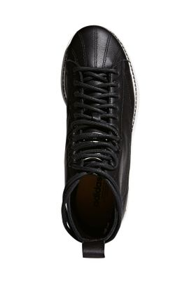 Adidas Originals Boots SUPERSTAR BOOT W AQ1213 Schwarz – Bild 2