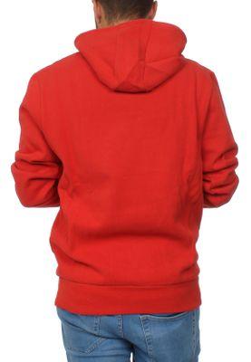 Ellesse Sweater Herren GOTTERO OH HOODY Rot Scarlet – Bild 1