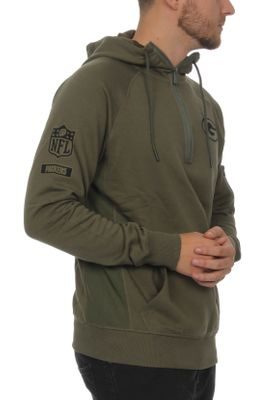 New Era Camo Collection Herren Sweater GREEN BAY PACKERS Khaki – Bild 1
