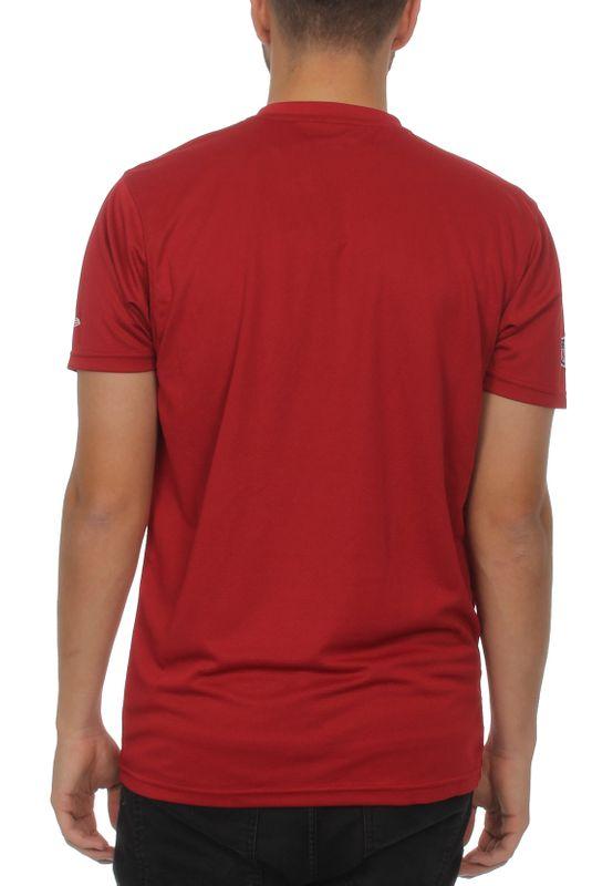 New Era NFL Team Supporters Herren T-Shirt ARIZONA CARDINALS Rot – Bild 1