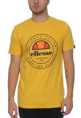 Ellesse T-Shirt Herren VETTORIO T-SHIRT Gelb Yellow – Bild 0