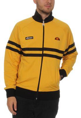 Ellesse Zipper Herren RIMINI TRACKTOP Gelb Yellow – Bild 0