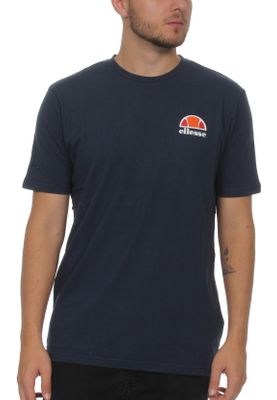 Ellesse T-Shirt Herren CANALETTO T-SHIRT Dunkelblau Dress Blues – Bild 0