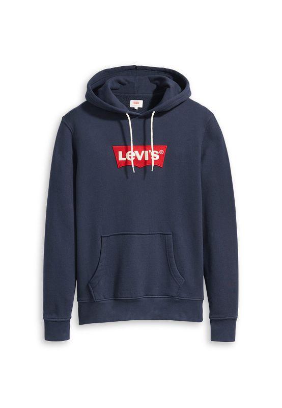 Levis Sweater Herren MODERN HM HOODIE 56808-0003 Dunkelblau – Bild 0