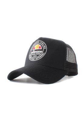 Ellesse Trucker Cap PONTRA SHAZ0747 Schwarz Black – Bild 0