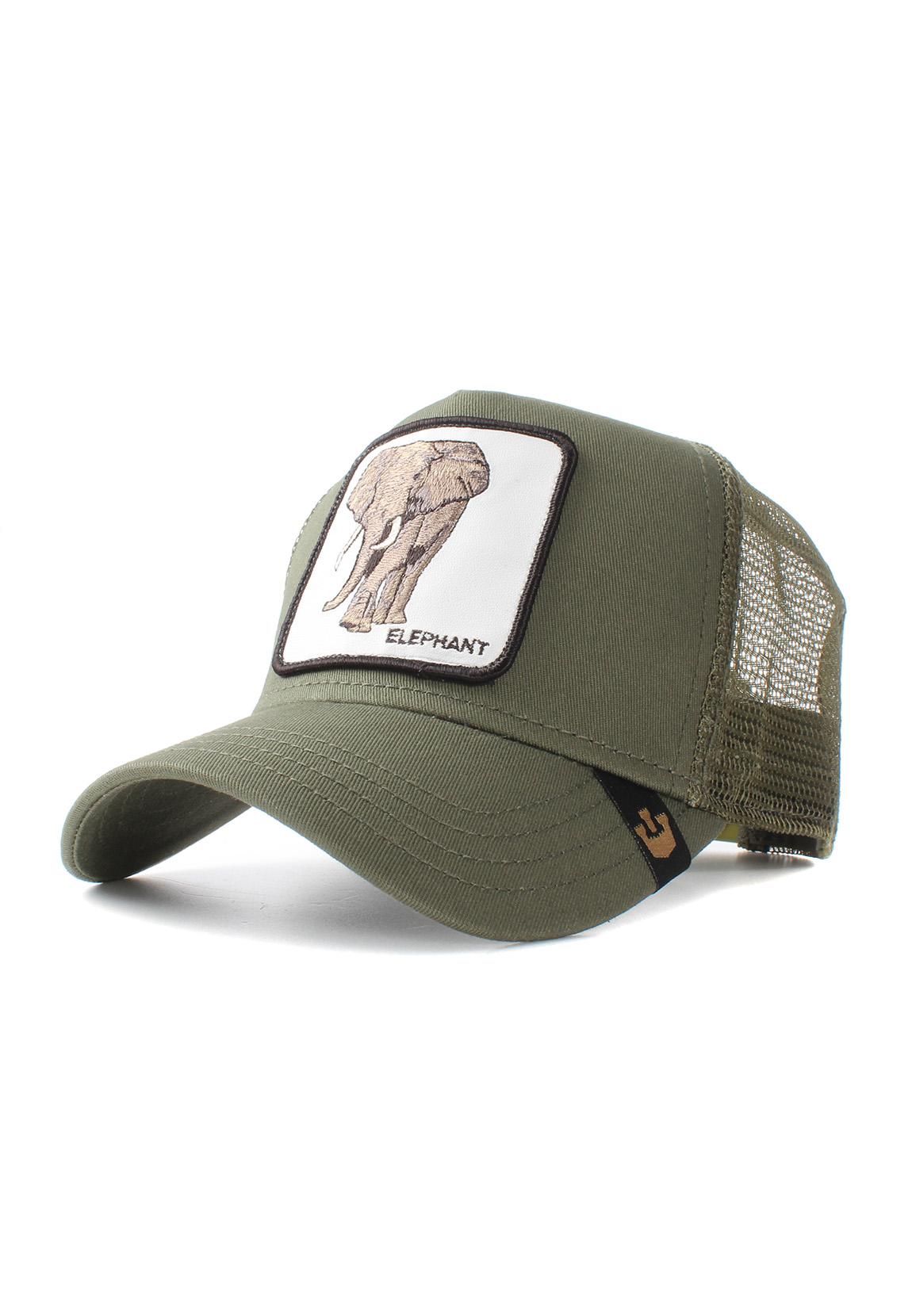 Goorin Bros.Trucker Cap Elephant Khaki  24ffbffb600