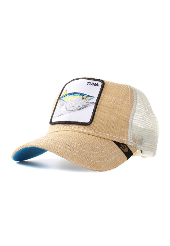 Goorin Bros. Trucker Cap BIG FISH Beige – Bild 1