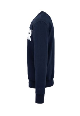 Unfair Athletics Herren Sweatshirt CLASSIC LABEL CREWNECK UNFR18-073 Dunkelblau Navy – Bild 1
