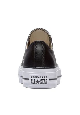 Converse Chucks CT AS LIFT CLEAN OX 561681C Schwarz – Bild 3