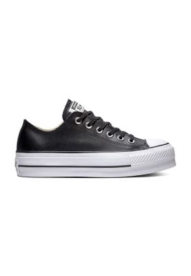 Converse Chucks CT AS LIFT CLEAN OX 561681C Schwarz – Bild 0