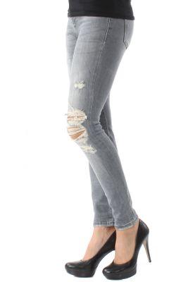 LTB Damen Jeans MINA Anthea Wash Grau – Bild 1
