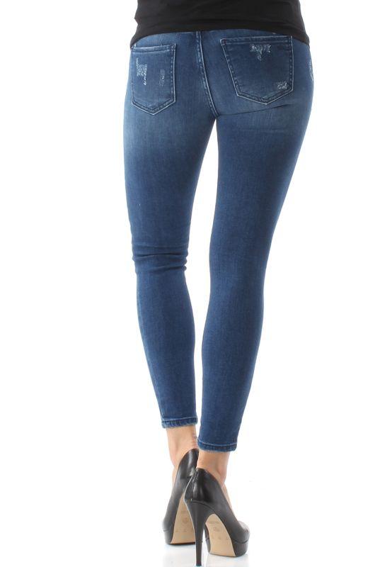 LTB Damen Jeans LONIA Dita Wash Blau – Bild 4