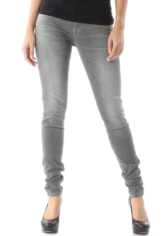 LTB Damen Jeans NICOLE Speed Grey Wash Grau Ansicht