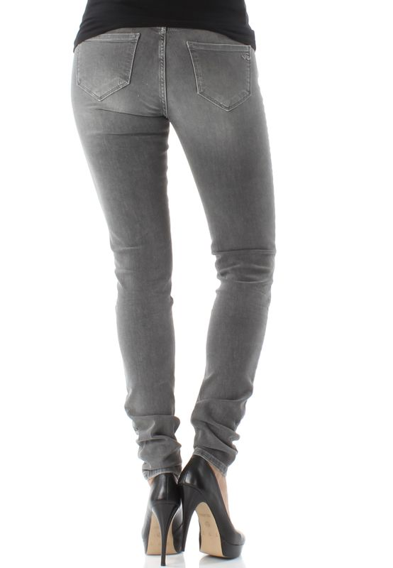 LTB Damen Jeans NICOLE Speed Grey Wash Grau – Bild 4