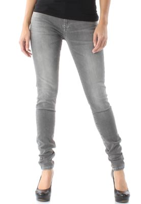 LTB Damen Jeans NICOLE Speed Grey Wash Grau – Bild 0