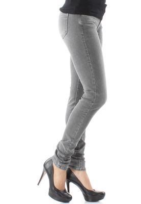 LTB Damen Jeans NICOLE Speed Grey Wash Grau – Bild 1