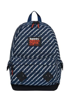 Superdry Rucksack MOTTO MONTANA Dark Navy